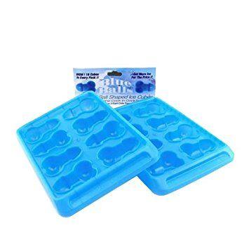 Blue Balls Ice Tray