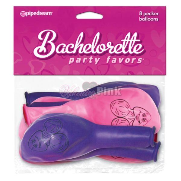 Pecker Balloons Bachelorette