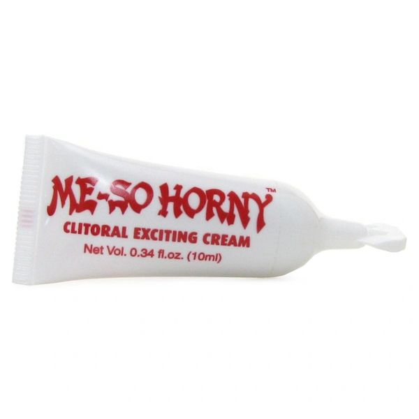 Me-So-Horny Clitoral Cream .5oz/15ml