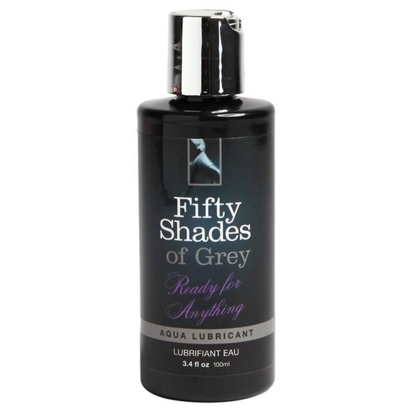 Fifty Shades of Grey Aqua Lubricant ( Water Base ) *Limited Quantity*