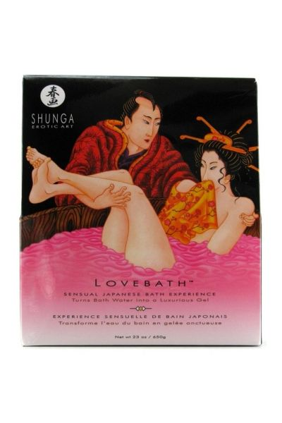 Shunga LoveBath Bath Gel (2 fragrances)