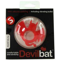 Devil Bat Cock Ring