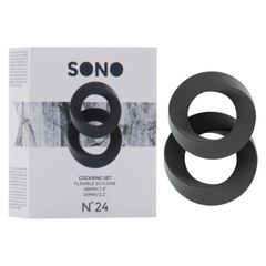 Sono No. 24 Cock Ring Set