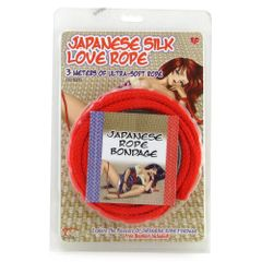 Japanese Silk Love Rope 3m/10ft