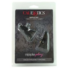 Nipple Play Nipplettes Vibrating Clamps