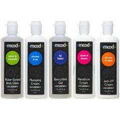 Mood Pleasure for Him 1oz/28.34mL in 5 Pack