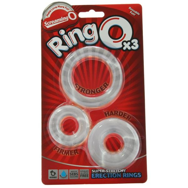ScreamingO RingO X3 (2 Colours)