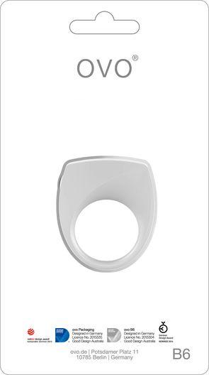 OVO B6 Vibrating Ring