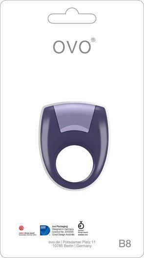 OVO B8 Vibrating Ring
