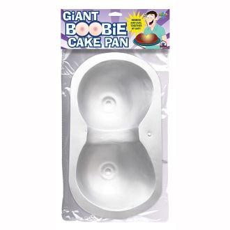 Giant Boobie Cake Pan