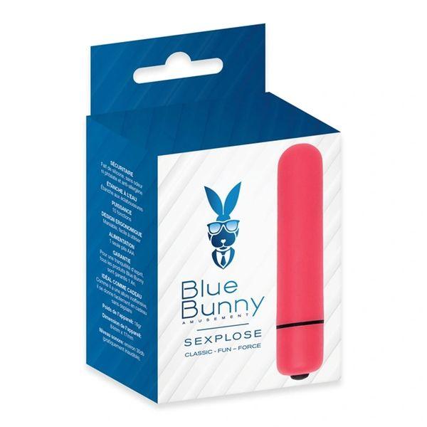 Blue Bunny Sexplose Vibrator