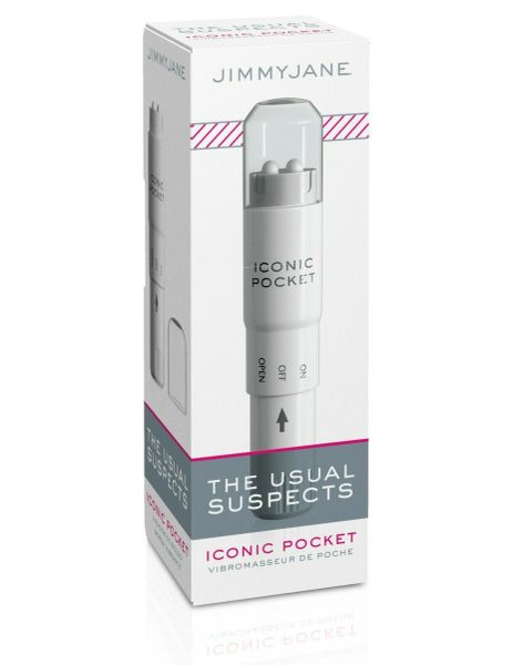 The Usual Suspects Iconic Pocket Vibrator