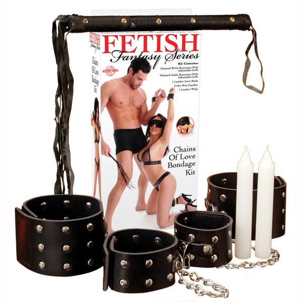 Chains of Love Bondage Kit