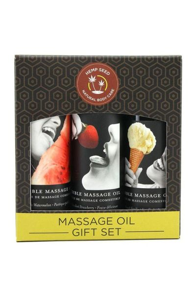 Massage Oil Gift Set