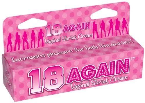 18 Again Vagina Shrink Cream