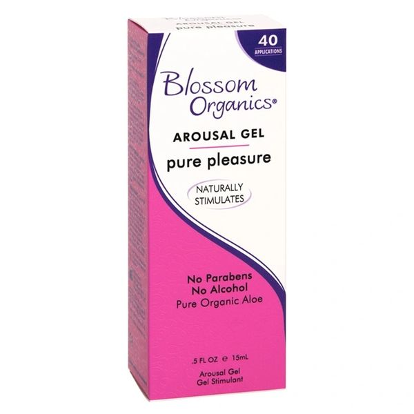 Blossom Organic Arousal Gel