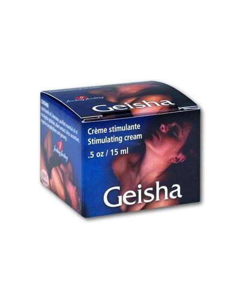Geisha Stimulating Cream
