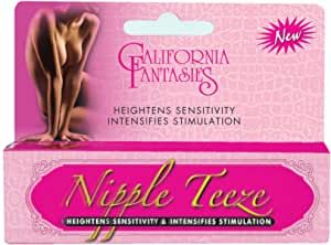 Nipple Teeze Stimulation