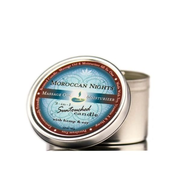 3-in-1 Massage Oil Moisturizing Candle