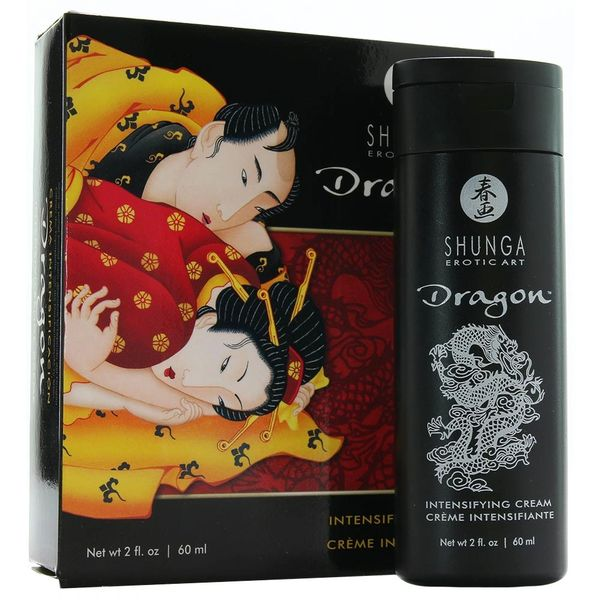 Shunga Dragon Intensifying Cream (2 Varieties)