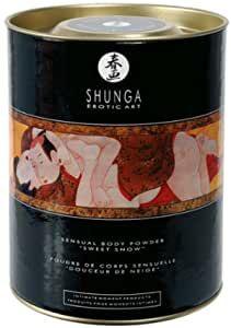 Shunga Sweet Snow Body Powder