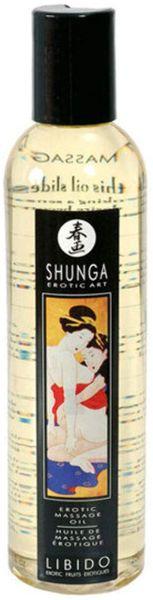 Shunga Erotic Massage Oil (3 Flavours)