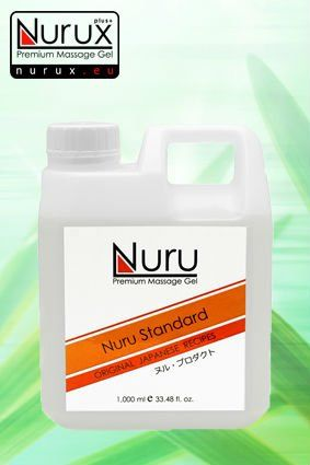 Nurux Premium Massage Gel
