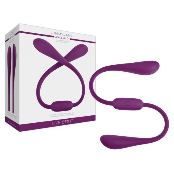 Jimmy Jane Ascend 7 Dual Ended Vibrator
