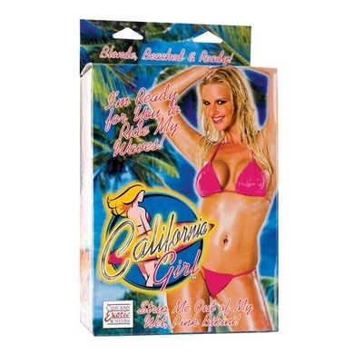 California Girl Love Doll