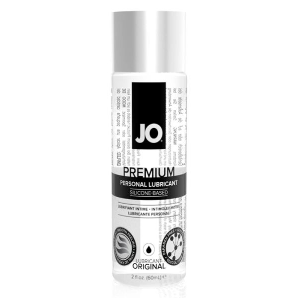 JO Premium Silicone Lubricant (2 sizes)
