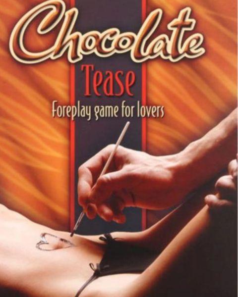 Chocolate Tease Foreplay Game