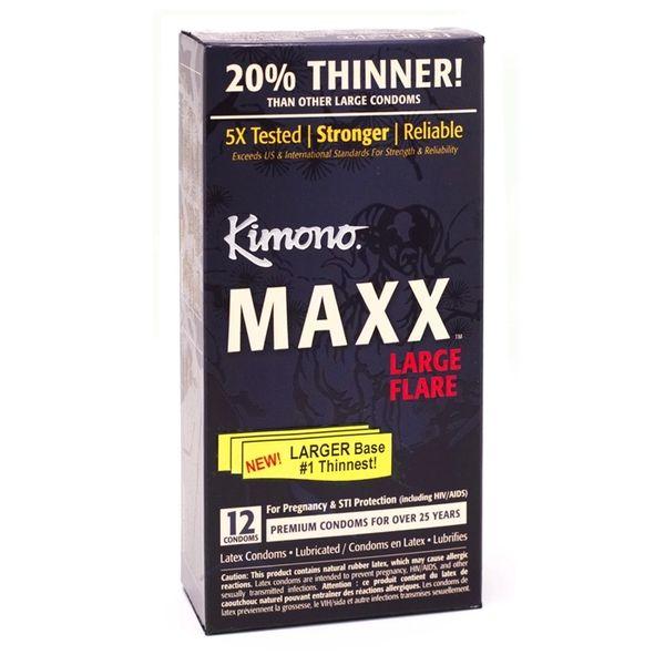 Kimono MAXXX Large Flare (12 Pack)
