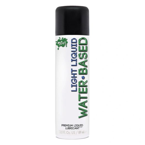 Wet Light Water Based Lubricant