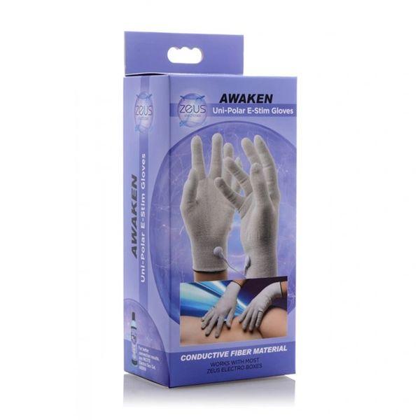 Awaken Uni-Polar E-Stim Gloves