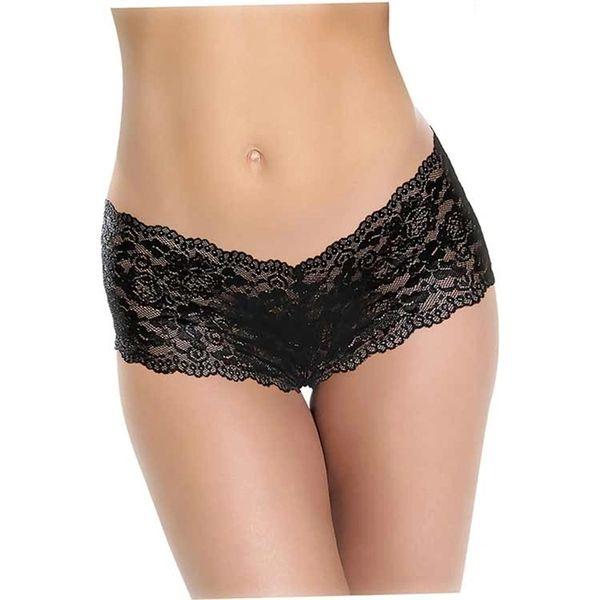 Plus Size Cheeky Vibrating Panty