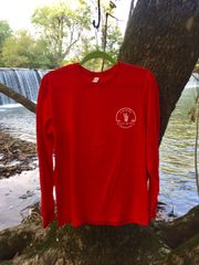 "River Hippie ""Logo Only"" Long Sleeve Shirt"