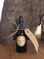 "Beard Oil ""Driftwood"""