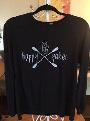 "Long Sleeve Shirt ""Happy Yaker"""