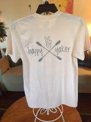 "Short Sleeve Tee""Happy Yaker"""