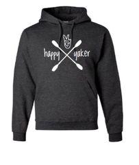 """""""Happy Yaker"""" Hoodie"""