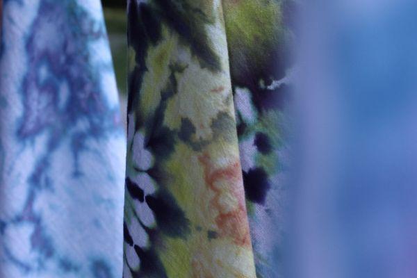 River Hippie Tie Dye Tapestry