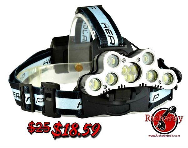 200k Lumen Headlight