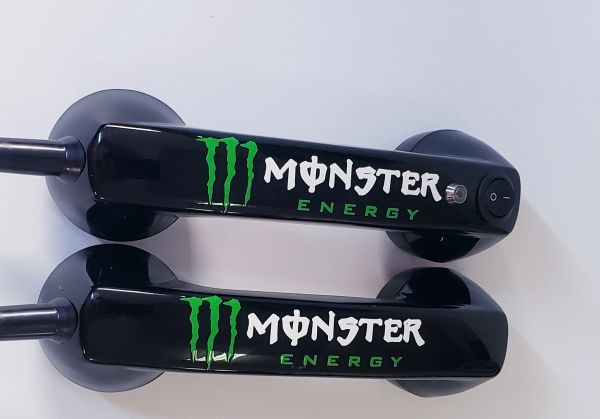 Continuity Test Phones - Monster Energy