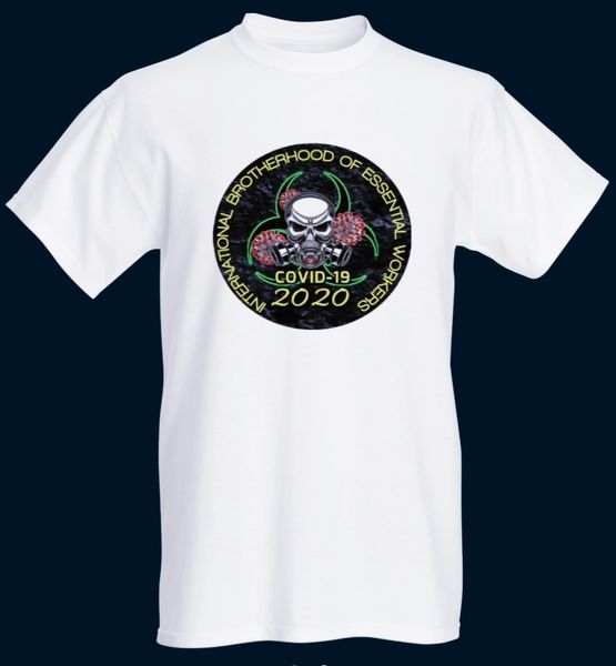 Premium T-Shirts- COVID-19 Essential workers