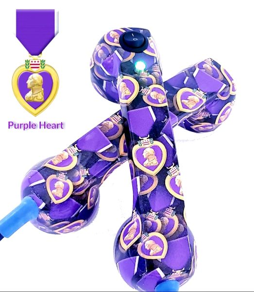 Continuity Test Phones- Purple Heart