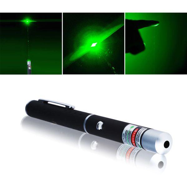 Green Laser Pointer Pen