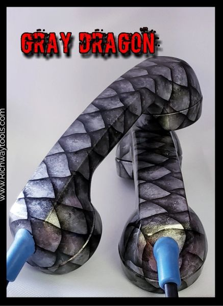 Continuity Test Phones - Silver Dragon Scales