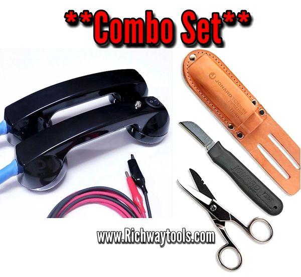Continuity Test Phone & Knife/Scissor set