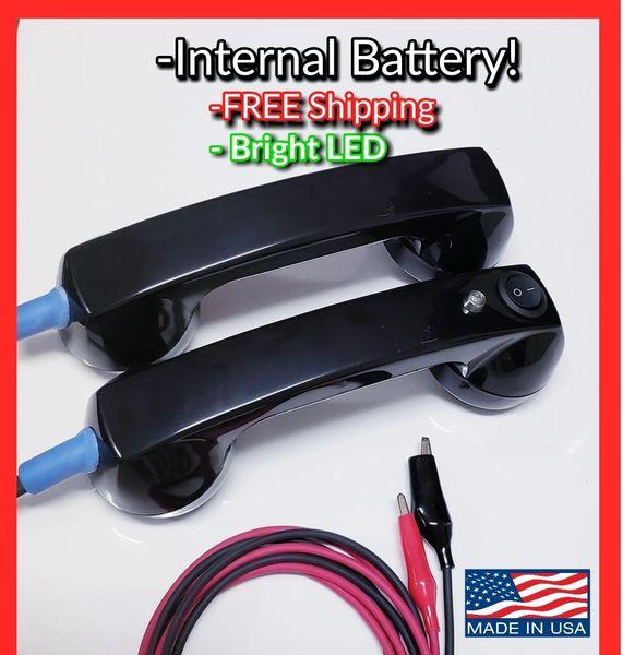 Continuity Test Phones (Black)