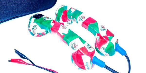 Continuity Test Phones - Mexico Flag